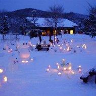 体験イベント(冬のカムイの杜公園で遊ぼう)