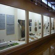 アイヌ民族の資料展示