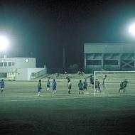球技場(花咲スポーツ公園)