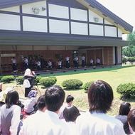和弓場(花咲スポーツ公園)