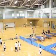 体育館(忠和公園体育館)