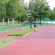 ランニングコース(忠和公園)