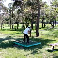 パークゴルフ場(春光台公園)
