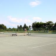 テニスコート(東豊公園)