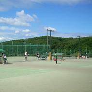 テニスコート(カムイの杜公園)