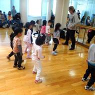健康運動教室(子供ヒップホップ)