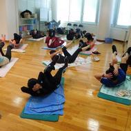 健康運動教室(体幹筋トレ)