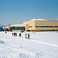 冬季 (歩くスキーコース)