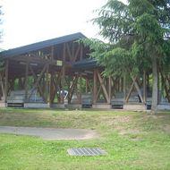 キャンプ場(炊事棟)