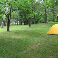 キャンプ場(テントサイト)