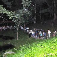 ホタル祭りin西神楽(7月下旬~8月上旬)