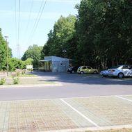 駐車場(環境学習広場)