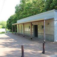 トイレ・備蓄庫(環境学習広場駐車場横)