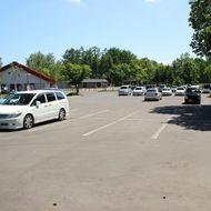 駐車場(公園管理事務所横)