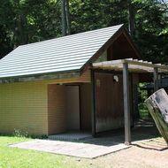 トイレ(キャンプ場)