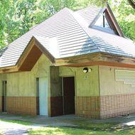 トイレ(神楽岡通線側入口)