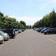 駐車場(軟式野球場横)