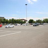 駐車場(メインアプローチ横)