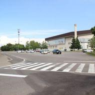 駐車場(旭川市総合体育館横)
