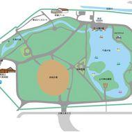 常磐公園マップ